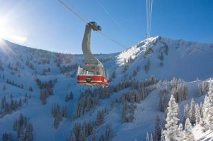 The Famous Snowbird Tram, now owned by the Ian Cumming Family